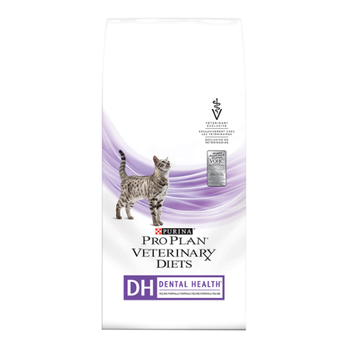Purina Pro Plan Veterinary Diets® DH® Dental Health Feline Formula